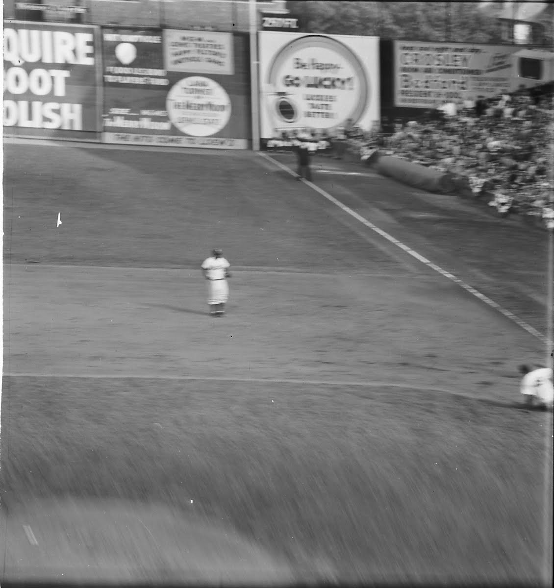 World Series Base Ball Game Aerial Roll #1, #2