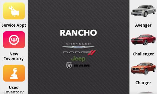 Rancho Chrysler Jeep Dodge RAM