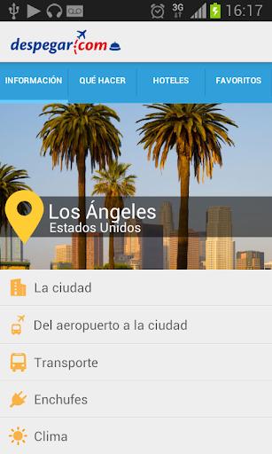 Los Ángeles: Guía turística