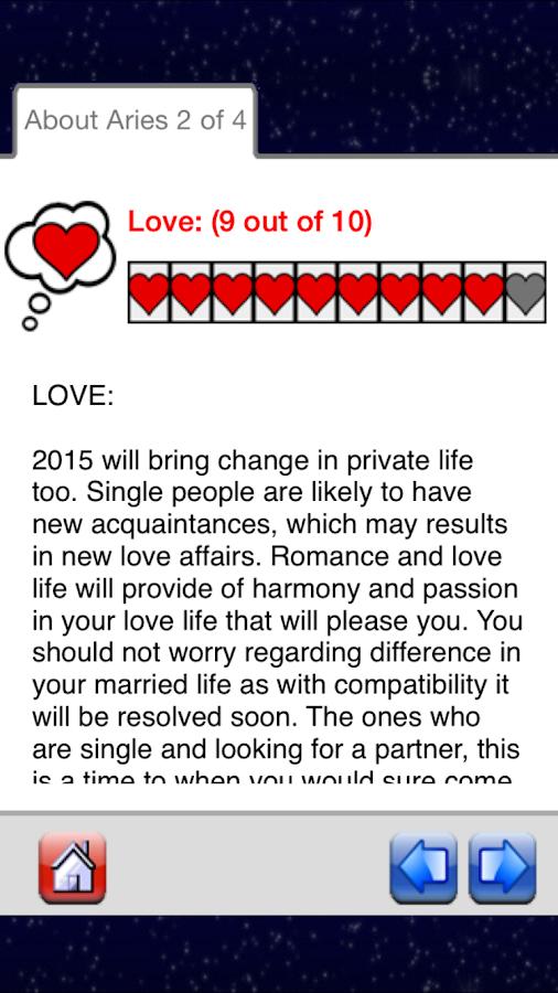Astrology & Horoscopes Lite - screenshot