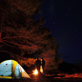 Backwoods by Dakota Snider - Sports & Fitness Other Sports ( backpacking, nature, camping, stars, adventuring, hiking )