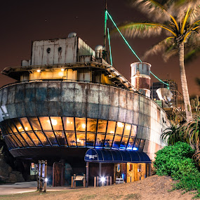 Beached Paradise by Marc Anderson - Buildings & Architecture Other Exteriors ( ushaka, durban, south africa, marc anderson )