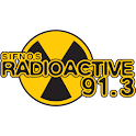 RadioActive 91.3 logo