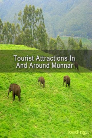 Tourist Attraction Munnar