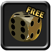 Golden Dice 3D
