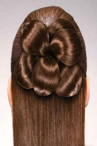 CHANGE HAIR STYLE