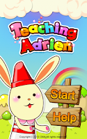 Screenshot of Teaching Adrien for Tablet