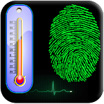 Fingerprint Thermometer Prank 2.2 Apk