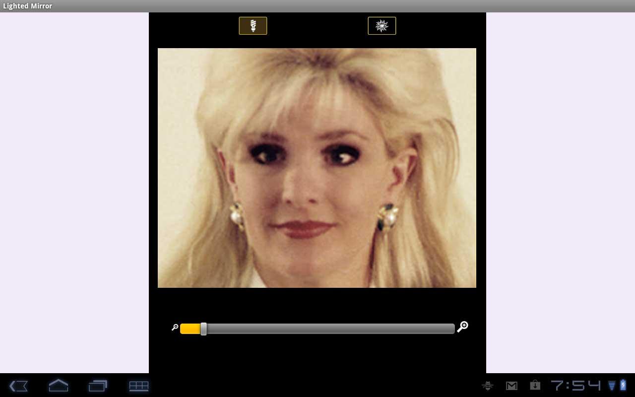 Lighted Mirror - screenshot