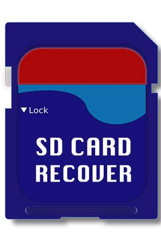 SD Card Recover Data