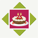 Birthday Card Maker icon