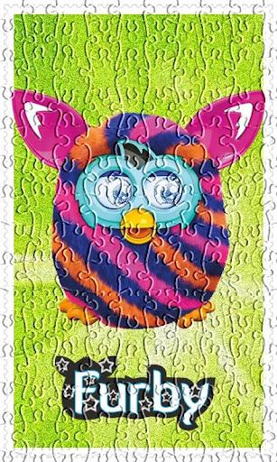Furby games