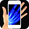 Xray Scan Hand icon