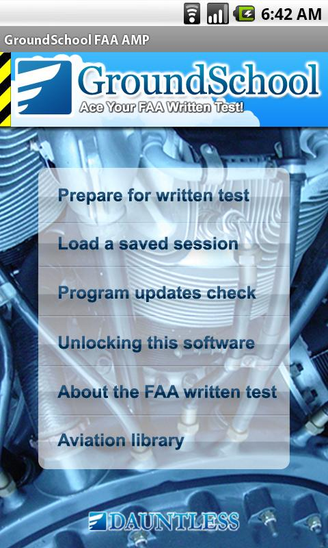 FAA A&P Powerplant Test Prep- screenshot