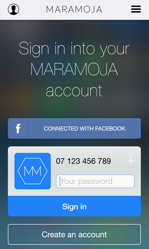 MARAMOJA- screenshot