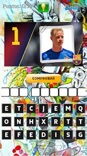 Jugadores del Barça 14 15 QUIZ