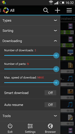 التطبيق Advanced Download Manager v3.6.3 2014,2015 0ooD9xSMeCFkWQCUCvCE