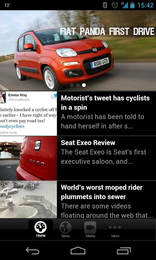 MotorTorque Car news & videos - screenshot