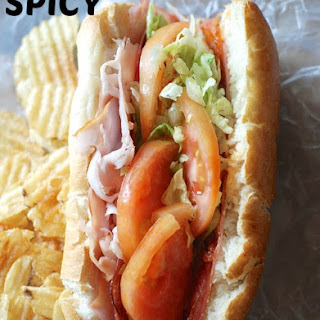 Spicy Italian Subs Recipe