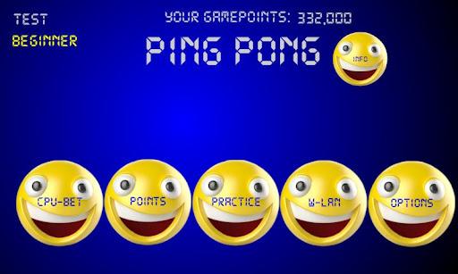 Ping Pong Smile