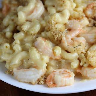 Shrimp Mac and Cheese.
