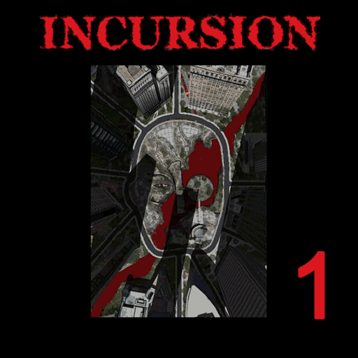 Incursion01 LOGO-APP點子