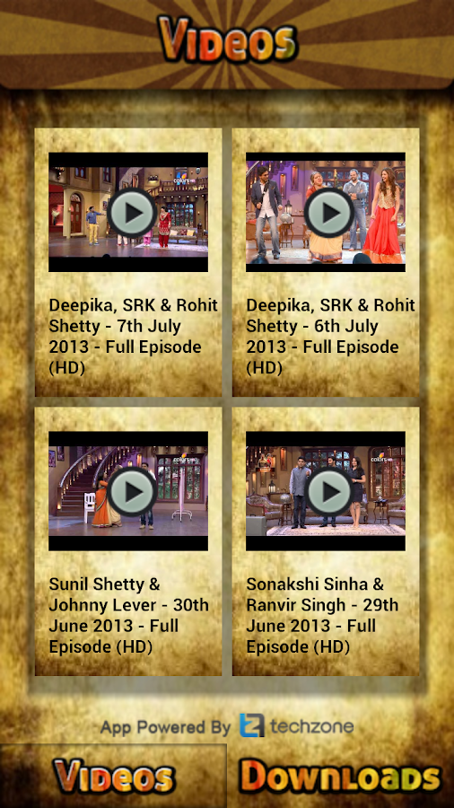 Comedy Nights With Kapil - screenshot