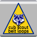 Cub Scout Belt Loops logo