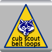 Cub Scout Belt Loops