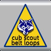 Cub Scout Belt Loops