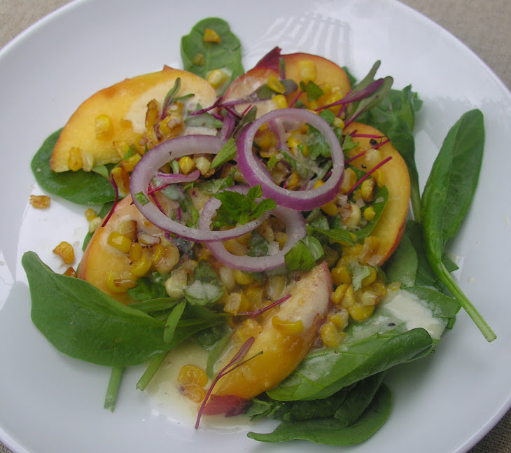 Warm Orchard and Field Salad Recipe