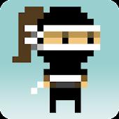 Swinging Ninja