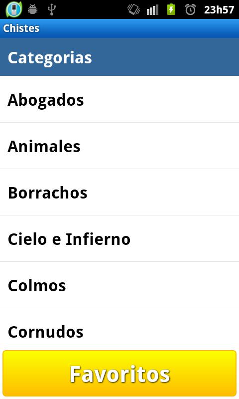 Los Mejores Chistes - screenshot