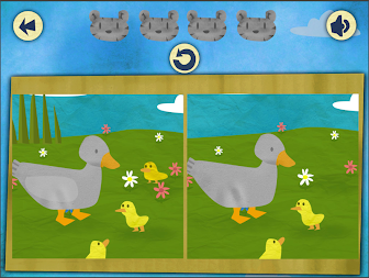 Tiger & Elpho in animal land - game box for kids APK screenshot thumbnail 17