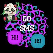 GO SMS THEME - EQ19