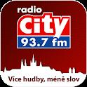 Radio City 93,7 FM logo