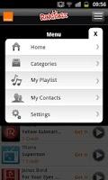 Screenshot of RingTagz – Music for Callers