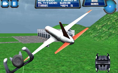 3D-Plane-Flight-Fly-Simulator