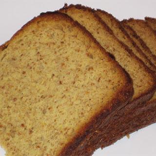 Gluten Free Coconut Flour Flax Bread.