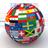 World Flags Donate logo
