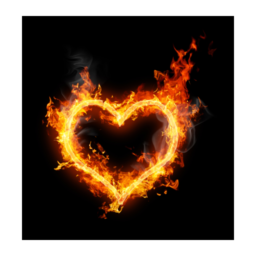 Heart On Fire 個人化 App LOGO-APP試玩