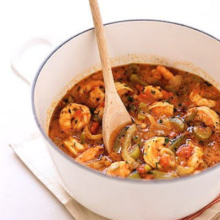 New Orleans-Style Shrimp and Rice.