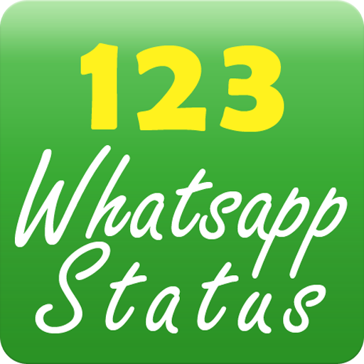 123 Status for Whatsapp LOGO-APP點子
