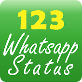 123 Status for Whatsapp