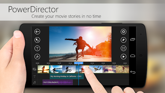 PowerDirector – Video Editor- screenshot thumbnail