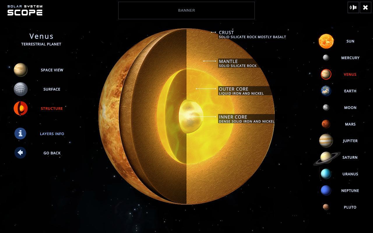 Solar System Scope - Aplikácie pre Android v aplikácii ...