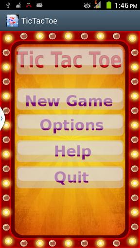 Tic-Tac-Toe Fun Game