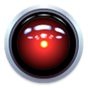 Hal Media Player with voice icon