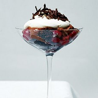 Cheat's Chocolate Trifle