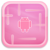 Pink Android Live Wallpaper